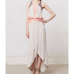 The Addison Story Anthropologie Maxi Dress -Petite